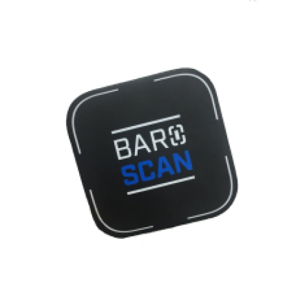 Mouse Pad BaroScan